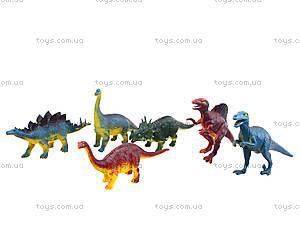 Детский игровой набор «Динозавры», P7031-12, магазин игрушек