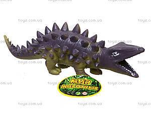 Набор животных «Мир динозавров», 7209, игрушки