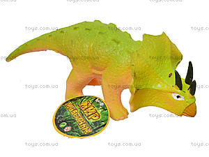 Набор животных «Мир динозавров», 7209, детские игрушки