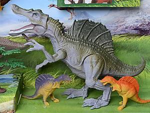 Игрушечные динозавры с аксессуарами, 800-55, купить
