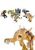 Набор игрушечных животных для детей «Динозавры», 238