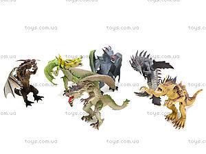Набор игрушечных животных для детей «Динозавры», 238, игрушки