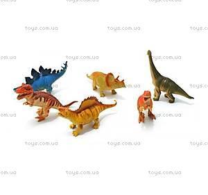 Набор детских игрушек «Динозавры», P66