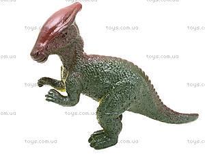 Набор игровых фигур «Динозавры», P2938-12, купить