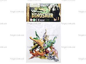 Набор игровых фигур «Динозавры», P2938-12, фото