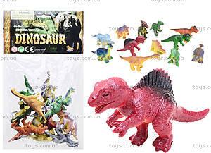 Набор игровых фигур «Динозавры», P2938-12