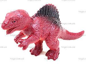 Набор игровых фигур «Динозавры», P2938-12, детские игрушки
