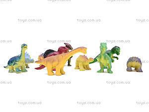 Набор игровых фигур «Динозавры», P2938-12, магазин игрушек
