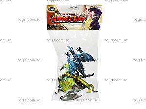 Набор игровых фигурок «Дракон», 942, детские игрушки