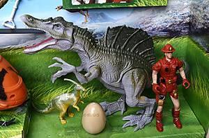 Игровой набор «Динозавры» со звуком и светом, 800-53, цена