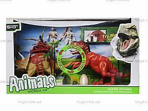 Игровой набор «Динозавры» с аксессуарами, 800-59, фото