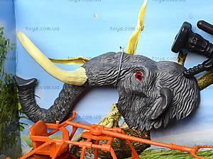 Игровой набор с аксессуарами «Эра динозавров», 800-74, фото