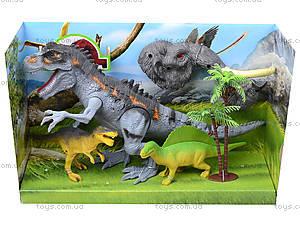Набор «Динозавры» с аксессуарами для игры, 800-69, купить