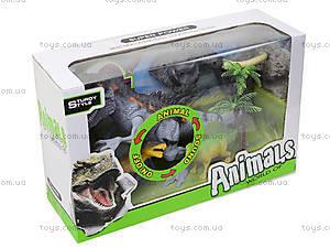 Набор «Динозавры» с аксессуарами для игры, 800-69, цена