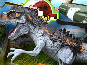 Игрушечные динозавры со звуковыми эффектами, 800-68, фото