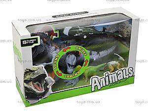 Игрушечные динозавры со звуковыми эффектами, 800-68, цена
