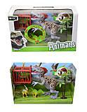 Игровой набор «Динозавр» со светом и звуком, 800-63