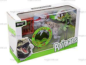 Игровой набор «Динозавр» со светом и звуком, 800-63, отзывы