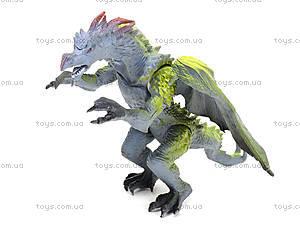 Набор игрушечный животных «Драконы», 238-2, фото