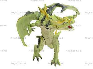 Набор игрушечный животных «Драконы», 238-2, игрушки