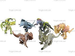 Набор игрушечный животных «Драконы», 238-2, магазин игрушек