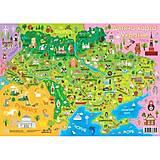 Детская карта Украины, 75859, купить