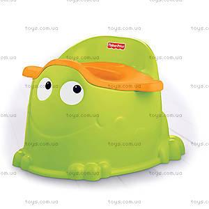 Детский горшок «Веселый лягушонок», X4808