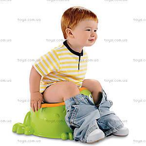 Детский горшок «Веселый лягушонок», X4808, отзывы