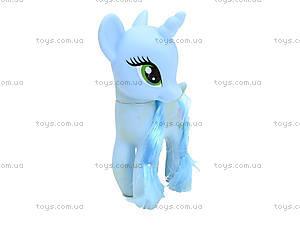 Детская игрушка «Единорог» с расческой, 058, купить