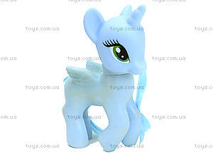 Детская игрушка «Единорог» с расческой, 058, фото