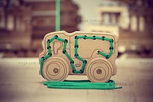 Эко грузовик - шнуровка, 03-004