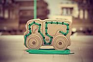 Эко грузовик - шнуровка, 03-004, магазин игрушек