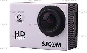 Экшн-камера SJ4000 SJCam, белый, SJ4000-White