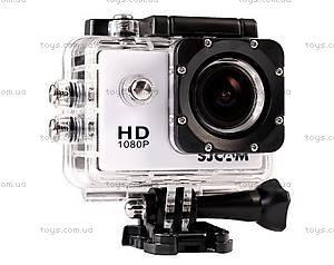 Экшн-камера SJ4000 SJCam, белый, SJ4000-White, отзывы