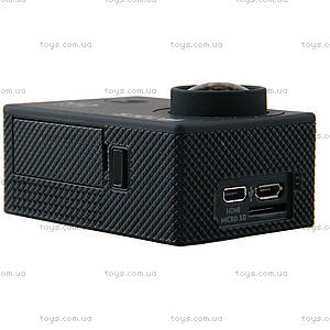 Экшн-камера SJCam SJ4000, черная, SJ4000-Black, купить