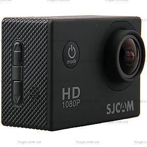 Экшн-камера SJCam SJ4000, черная, SJ4000-Black, игрушки