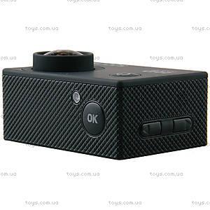 Экшн-камера SJCam SJ4000, черная, SJ4000-Black, магазин игрушек