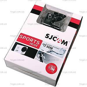 Экшн-камера SJCam SJ4000, черная, SJ4000-Black, toys