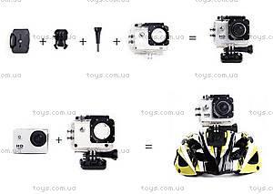 Экшн-камера SJCam SJ4000, черная, SJ4000-Black, детский