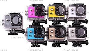 Экшн-камера SJCam SJ4000, черная, SJ4000-Black, Украина