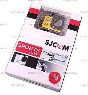 Экшн-камера SJCam SJ4000, желтая, SJ4000-Yellow, отзывы