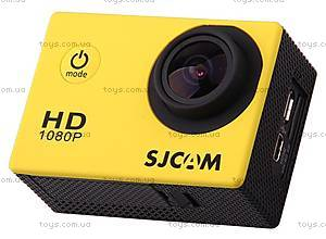 Экшн-камера SJCam SJ4000, желтая, SJ4000-Yellow, игрушки