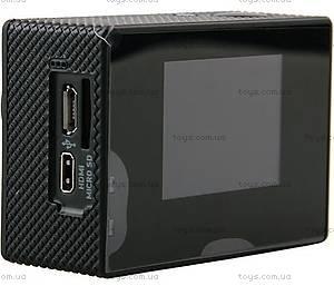 Экшн-камера SJCam SJ4000, желтая, SJ4000-Yellow, магазин игрушек