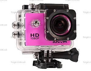 Экшн-камера SJ4000 SJCam, розовая, SJ4000-Pink, фото