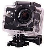 Экшн-камера SJCam SJ4000 WiFi оригинал, черный, SJ4000WiFi-Black, отзывы