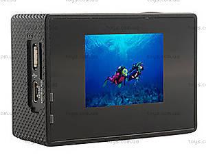 Экшн-камера SJCam SJ4000 WiFi оригинал, черный, SJ4000WiFi-Black, детские игрушки