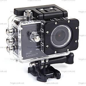 Экшн-камера SJCam SJ5000+WIFI 1080p, SJ5000pls-Black, отзывы