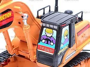 Экскаватор на управлении, 8803, игрушки