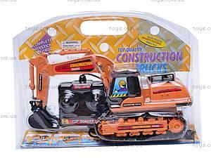 Экскаватор на управлении, 8803, детские игрушки