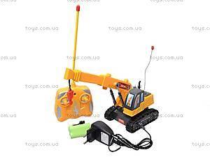 Экскаватор радиоуправляемый, 6907, toys.com.ua
